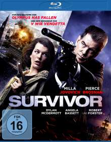 Survivor (Blu-ray), Blu-ray Disc