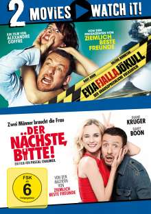Eyjafjallajökull / Der nächste, bitte!, 2 DVDs