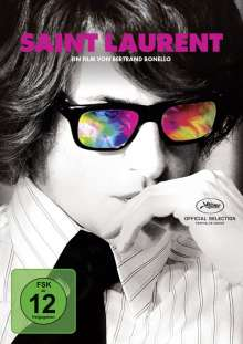 Saint Laurent, DVD