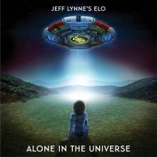Jeff Lynne's ELO: Alone In The Universe, CD