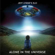 Jeff Lynne's ELO: Alone In The Universe (180g), LP