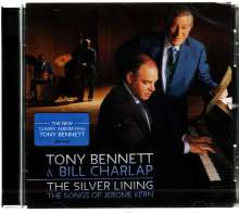 Tony Bennett & Bill Charlap: The Silver Lining - The Songs Of Jerome Kern, CD