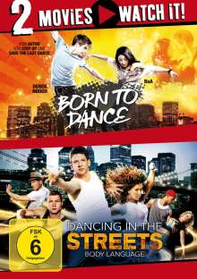 Born to Dance / Dancing in the Streets, 2 DVDs