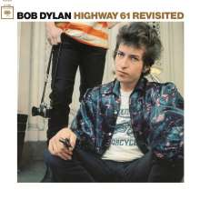 Bob Dylan: Highway 61 Revisited (180g) (mono), LP