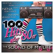 100 Hits der 80er, 5 CDs