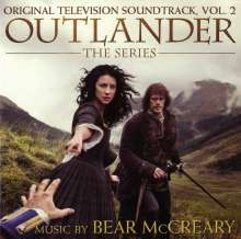 Bear McCreary: Filmmusik: Outlander Vol.2, CD