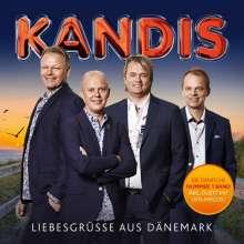 Kandis: Liebesgrüße aus Dänemark, CD