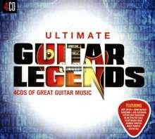 Ultimate... Guitar Legends, 4 CDs