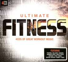 Ultimate Fitness, 4 CDs