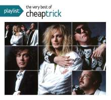 Cheap Trick: Playlist: The Very Best Of Cheap Trick, CD