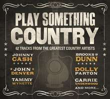 Play Something Country, 3 CDs