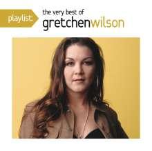 Gretchen Wilson: Playlist: The Very Best Of Gretchen Wilson, CD