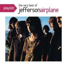 Jefferson Airplane: Playlist: The Very Best Of Jefferson Airplane, CD