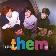 Them (Metal): The Complete Them (1964 - 1967), 3 CDs