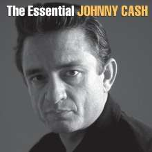 Johnny Cash: The Essential Johnny Cash (remastered), 2 LPs