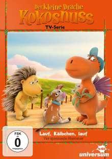 Der kleine Drache Kokosnuss DVD 3: Lauf, Kälbchen, lauf, DVD