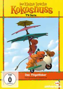Der kleine Drache Kokosnuss DVD 4: Der Meisterkoch, DVD