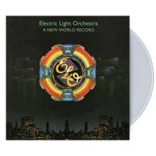 Electric Light Orchestra: A New World Record (180g) (Limited Edition) (Clear Vinyl), LP