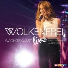 Wolkenfrei: Wachgeküsst (Live), CD