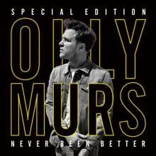 Olly Murs: Never Been Better (Special Edition), 2 CDs