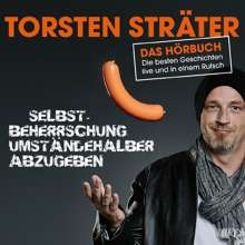 Torsten Sträter: Das Hörbuch - Live, 3 CDs