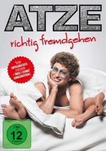 Atze Schröder: Richtig fremdgehen, DVD