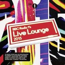 BBC Radio 1's Live Lounge 2015, 2 CDs