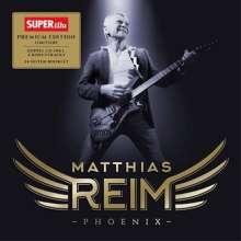 Matthias Reim: Phoenix (Limited Premium Edition), 2 CDs