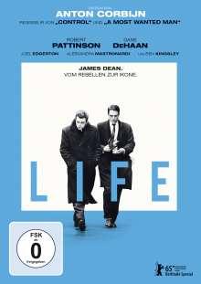 Life (2015), DVD