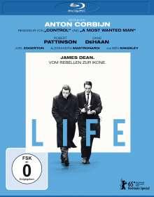 Life (2015) (Blu-ray), Blu-ray Disc