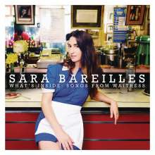 Sara Bareilles: What's Inside: Songs from Waitress (Digisleeve), CD