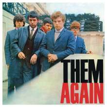 Them (Bluesrock / Belfast): Them Again (180g) (mono), LP
