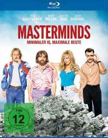 Masterminds (Blu-ray), Blu-ray Disc