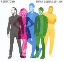 Pentatonix: Pentatonix (Super-Deluxe-Version), 1 CD und 1 DVD