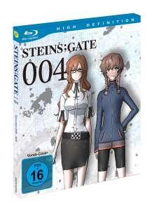 Steins;Gate Vol. 4 (Blu-ray), Blu-ray Disc
