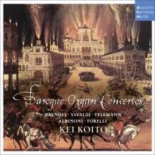 Kei Koito - Baroque Organ Concertos, CD