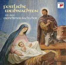 Münchener Bach-Chor - Festliche Weihnachten, CD
