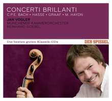 Jan Vogler - Concerti Brillanti, CD