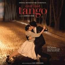 Filmmusik: Our Last Tango (Original Motion Picture Soundtrack), CD