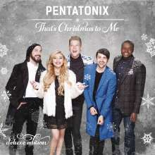 Pentatonix: That's Christmas To Me (New Deluxe Edition), CD