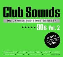 Club Sounds 90s Vol. 2, 3 CDs