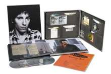 Bruce Springsteen: The Ties That Bind: The River Collection (Boxset), 4 CDs, 2 Blu-ray Discs und 1 Buch