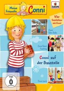 Meine Freundin Conni 11: Conni auf der Baustelle, DVD