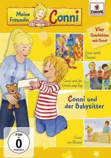 Meine Freundin Conni 13: Conni und der Babysitter, DVD