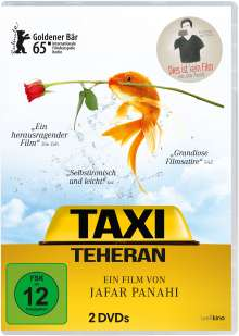 Taxi Teheran (Special Edition), 2 DVDs
