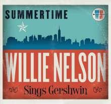 Willie Nelson: Summertime: Willie Nelson Sings Gershwin, CD