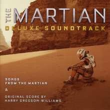 Filmmusik: The Martian (Deluxe Edition) (DT: Der Marsianer), 2 CDs