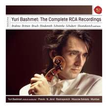 Yuri Bashmet - The Complete RCA Recordings, 9 CDs