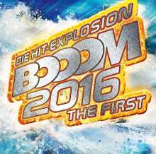 Booom 2016: The First, 2 CDs