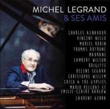 Michel Legrand (1932-2019): Michel Legrand & Ses Amis, CD